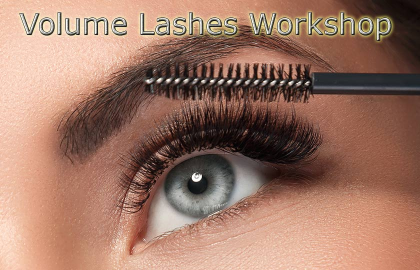 Volume Lashes Workshop
